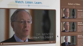 Psoriasis Speaks TV Spot, 'Uncomfortable' - Thumbnail 8