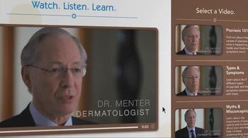 Psoriasis Speaks TV Spot, 'Uncomfortable' - Thumbnail 9
