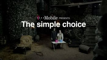 T-Mobile TV Spot, 'The Simple Choice'