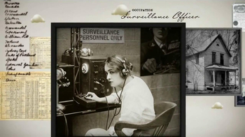 Ancestry.com TV Spot, 'Surveillance Officer' - Thumbnail 8