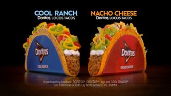 Taco Bell Doritos Locos Tacos TV Spot, 'Favorites' Song by Hacienda - Thumbnail 10
