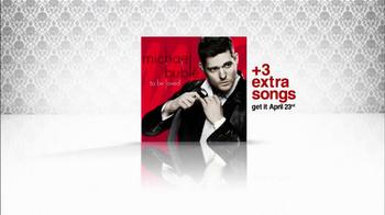 Target TV Spot, 'More Michael Buble' - Thumbnail 10
