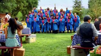 Sensa TV Spot, 'Picnic Choir'