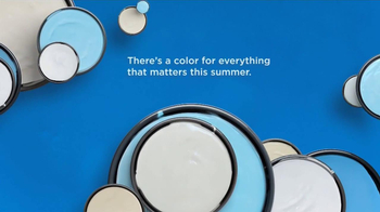 Benjamin Moore TV Spot, \'Colors of Summer\'