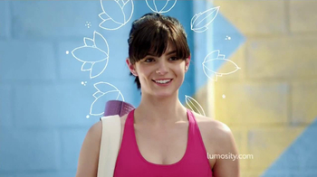 Lumosity TV Spot, 'Healthy Brain' - 908 commercial airings