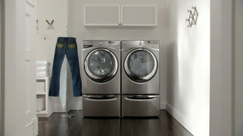 Whirlpool Duet Washer TV Spot, 'Teen Jeans'