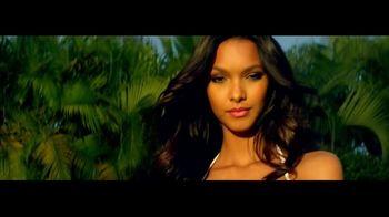 Victoria's Secret Beach Towel TV Spot Featuring Lais Ribeiro - 139 commercial airings