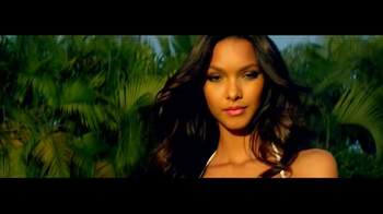 Victoria's Secret Beach Towel TV Spot Featuring Lais Ribeiro - 139 commercial airings