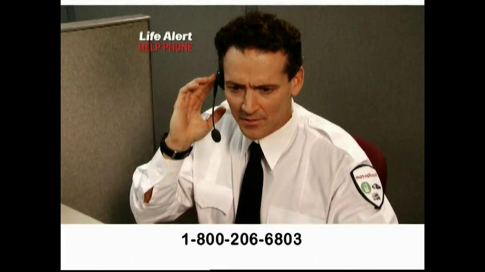 Life Alert Help Phone TV Commercial, 'Walking Alone'