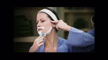 No! No! TV Spot, 'No Shaving Like a Man'