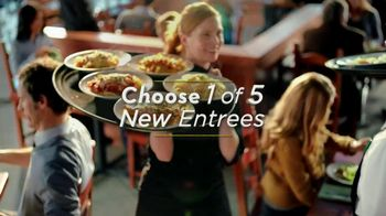 Olive Garden 3-Course Italian Dinner for Two TV Spot, 'Choices'