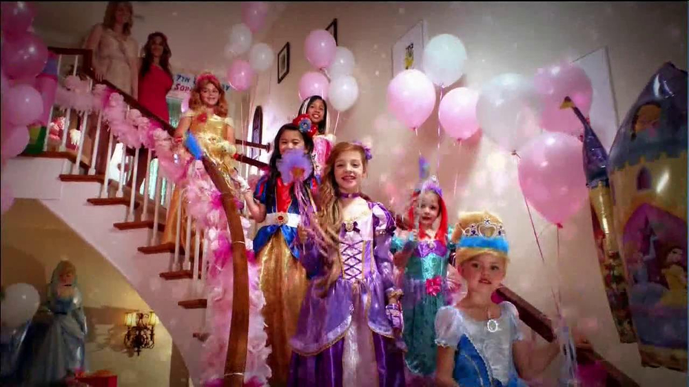 Party City TV Commercial Birthday Themes