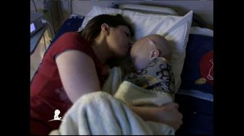 St. Jude Children's Research Hospital TV Spot, 'Bedtime' - Thumbnail 1