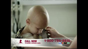 St. Jude Children's Research Hospital TV Spot, 'Bedtime' - Thumbnail 2