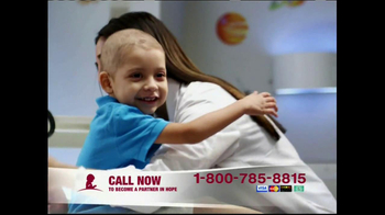 St. Jude Children's Research Hospital TV Spot, 'Bedtime'