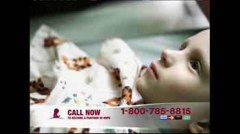 St. Jude Children's Research Hospital TV Spot, 'Bedtime' - Thumbnail 5