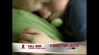 St. Jude Children's Research Hospital TV Spot, 'Bedtime' - Thumbnail 6