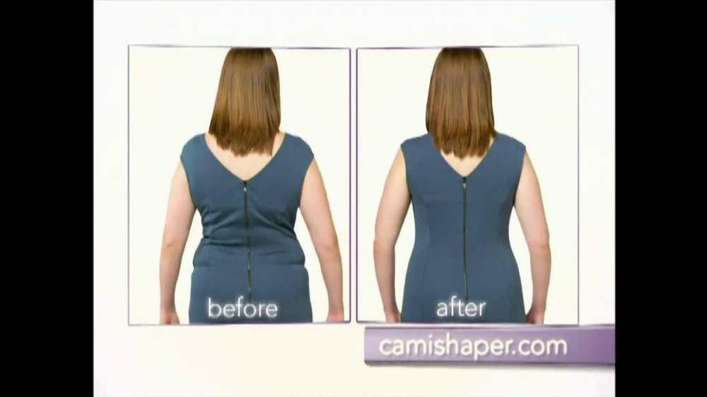 9c11d2f120 Cami Shaper TV Commercial