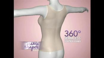 Cami Shaper TV Spot, 'Battle of the Bulge' - Thumbnail 3