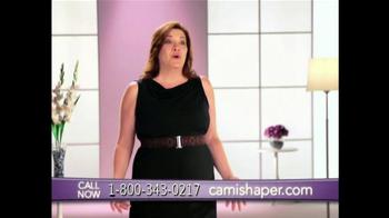 Cami Shaper TV Spot, 'Battle of the Bulge' - Thumbnail 7