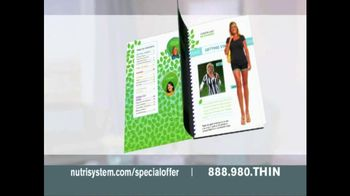 Nutrisystem TV Spot, 'Guide and Planner' - 21 commercial airings