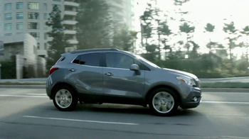 Buick Encore TV Spot, 'Shrinking Table' - Thumbnail 9