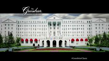 The Greenbrier Resort TV Spot Feat. Tom Watson, Kenny Perry, Stuart Appleby - Thumbnail 1
