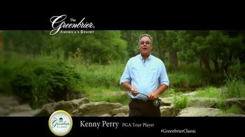 The Greenbrier Resort TV Spot Feat. Tom Watson, Kenny Perry, Stuart Appleby - Thumbnail 2