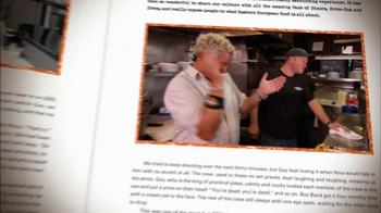 Food Network Store TV Spot, 'Eat Like Guy' Feat. Guy Fieri - Thumbnail 6