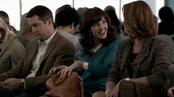 Jared TV Spot 'Airport: Pandora Charm Bracelets: Free Bracelet: Mother's Day' - Thumbnail 2
