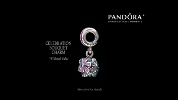 Jared TV Spot 'Airport: Pandora Charm Bracelets: Free Bracelet: Mother's Day' - Thumbnail 9