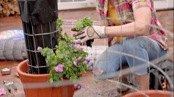 The Home Depot TV Spot, 'Flower Tower' - Thumbnail 6
