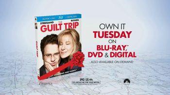 The Guilt Trip Blu-ray, DVD & Digital TV Spot