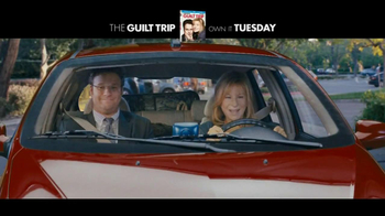 The Guilt Trip Blu-ray, DVD & Digital TV Spot - Thumbnail 1
