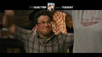 The Guilt Trip Blu-ray, DVD & Digital TV Spot - Thumbnail 2