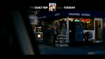The Guilt Trip Blu-ray, DVD & Digital TV Spot - Thumbnail 5