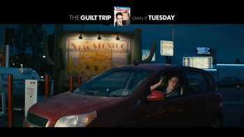 The Guilt Trip Blu-ray, DVD & Digital TV Spot - Thumbnail 7