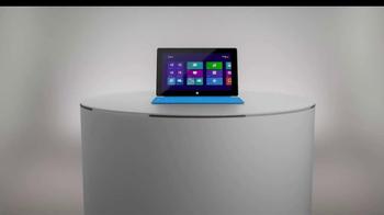 Microsoft Surface RT TV Spot - Thumbnail 10