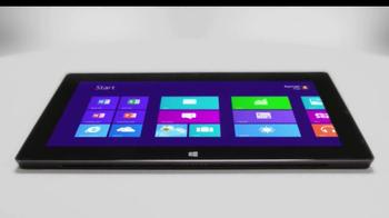Microsoft Surface RT TV Spot - Thumbnail 2