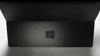 Microsoft Surface RT TV Spot - Thumbnail 4