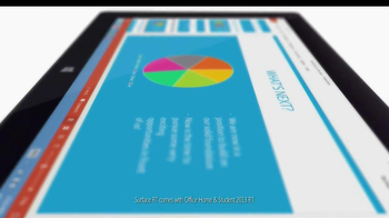Microsoft Surface RT TV Spot - Thumbnail 5