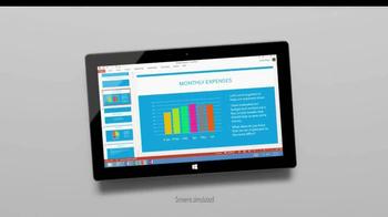 Microsoft Surface RT TV Spot - Thumbnail 7