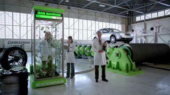 Bridgestone Tires TV Spot, 'Money Booth'