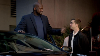 2013 Buick Lacrosse TV Spot, 'Big' Featuring Shaquille O'Neal - 246 commercial airings