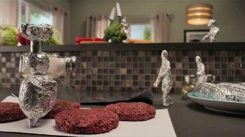 Reynolds TV Spot, 'Foil BBQ'