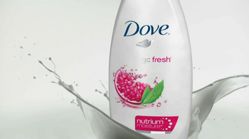 Dove Go Fresh TV Spot, 'Blue Fig & Orange Blossom'