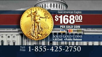Gold American Eagles thumbnail