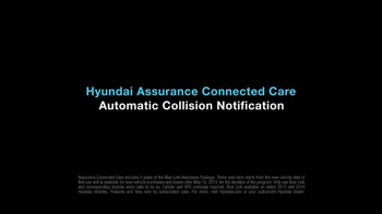 Hyundai Assurance Connected Care TV Spot, 'Stand Off' Song by Bob Marley - Thumbnail 10