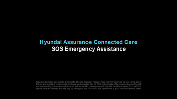 Hyundai Assurance Connected Care TV Spot, 'Stand Off' Song by Bob Marley - Thumbnail 9