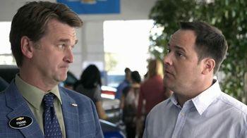 2013 Chevrolet Silverado TV Spot, 'Memorial Day Sale: Long or Short'